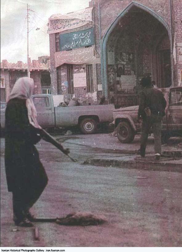 Iran_Iraq_War_Khorramshahr_Mosque_Militia