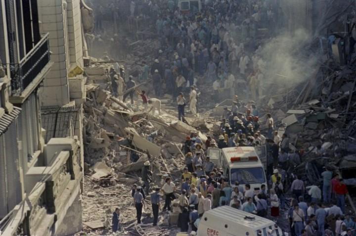 Atentado 17 marzo 1992 argentina