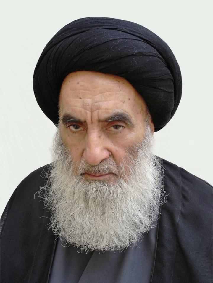 El ascenso del gran ayatoláSistani
