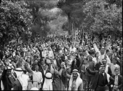 palestinian revolt
